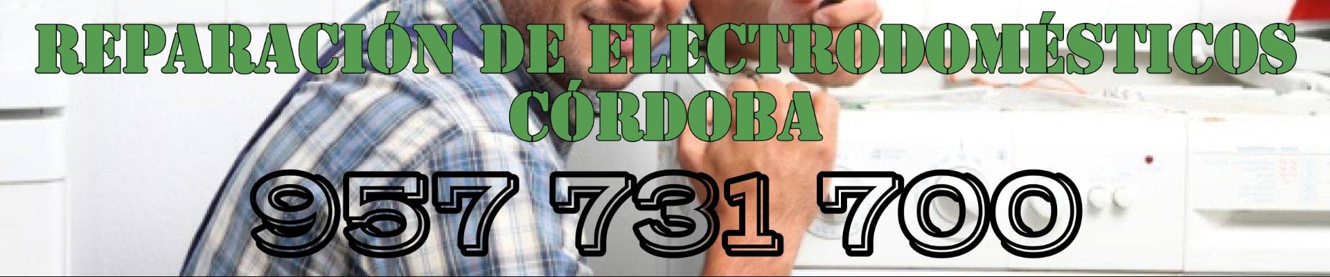 Reparación Electrodomésticos Córdoba